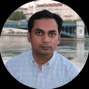 color portrait image of team member adeem qamar