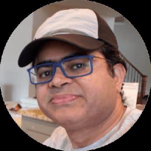 color portrait image of team member Noaman Mughal