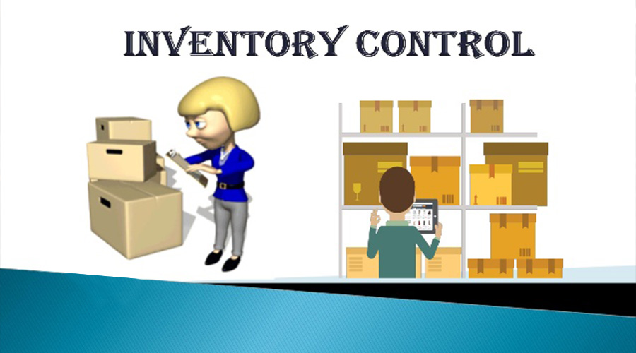 Controlling Inventory In Three Easy Steps